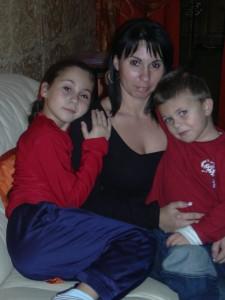 Kayleigh, Denise u Kayden Chetcuti