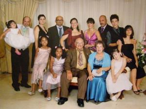 Il-familja ta' Carmen Dimech