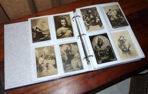 Album ta' santi antiki