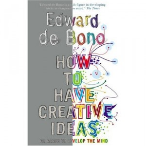 How to have creative ideas