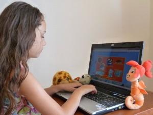 Using IOI Kids website