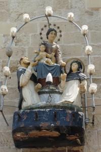 Valletta - niċċa antika