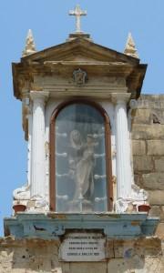 Valletta - niċċa tal-injam