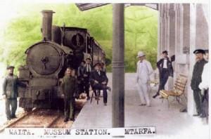 Museum Station - Imtarfa