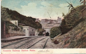 Notabile Railway Station