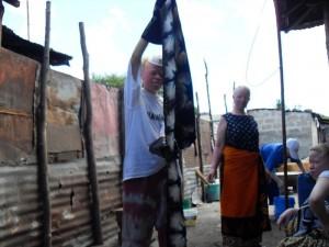 Albinos fit-Tanzania