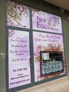 New Eggsperience