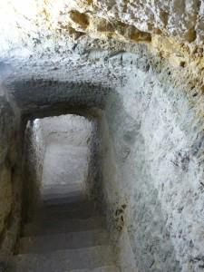 Id-daħla għax-xelters - livelli stratigrafiċi
