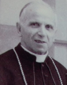 Bishop Emmanuel Galea