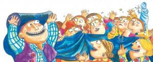 Gaħan u l-Istatwa - illustrated by Greta Borg Carbott