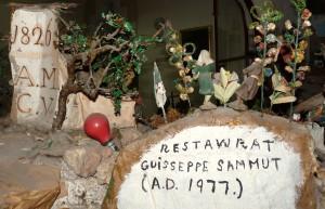 Restawrazzjonijiet tal-1826 u tal-1977