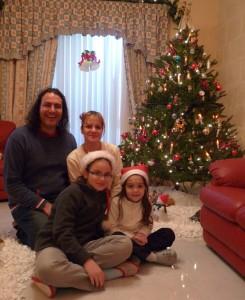 Tony, Belinja, Shania, Elisa Psaila