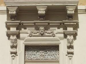 Dettalji arkitettonici ta' dar fiż-Żejtun