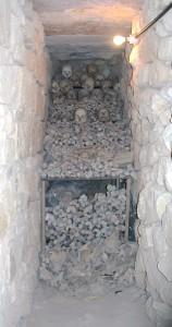 L-iskeletri tal-passaġġi sigrieti f'San Girgor