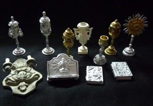 Ornamenti għall-mudelli tal-knejjes