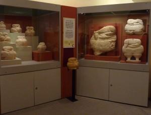 Kopja ta' statwa - Muzew tal-Arkeologija Nazzjonali