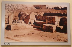 Arkeologija ta' Malta - 1924