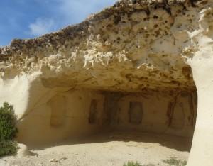 Is-santwarju ta' Ras il-Wardija, Għawdex