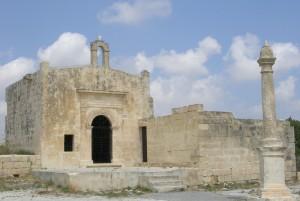 St. John the Evangelist Chapel - Ħal Millieri (Caroline Busuttil)