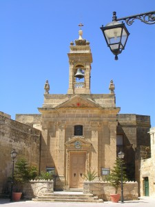 St. Lucia Chapel - Kerċem (Caroline Busuttil)