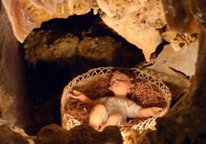 Il-bambin fl-Għar ta' Xerri, Għawdex