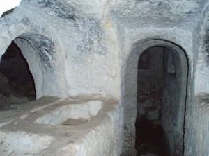 Il-katakombi ta' Santu Wistin, Rabat Malta