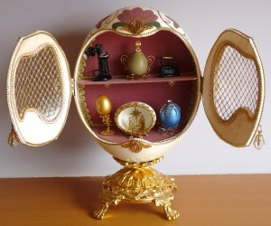 Ornamental egg decorations