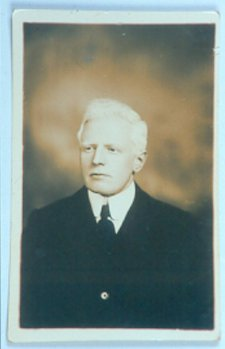 Alexander J Littlejohn - six months after the Titanic tragedy