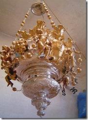 Lampier tal-1776 li jinsab fil-Knisja ta' San Pawl, ir-Rabat Malta
