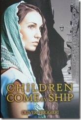 Children come by ship