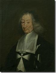 Grand Master Fra' Alof de Wignacourt (Photo Credit - Heritage Malta)