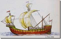 Karrakka tal-15 il-seklu (disinn ta' Joseph Muscat)