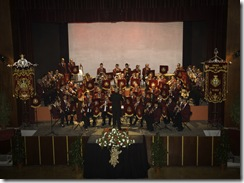 Zejtun Band Club during its Annual Musical Program of 2013