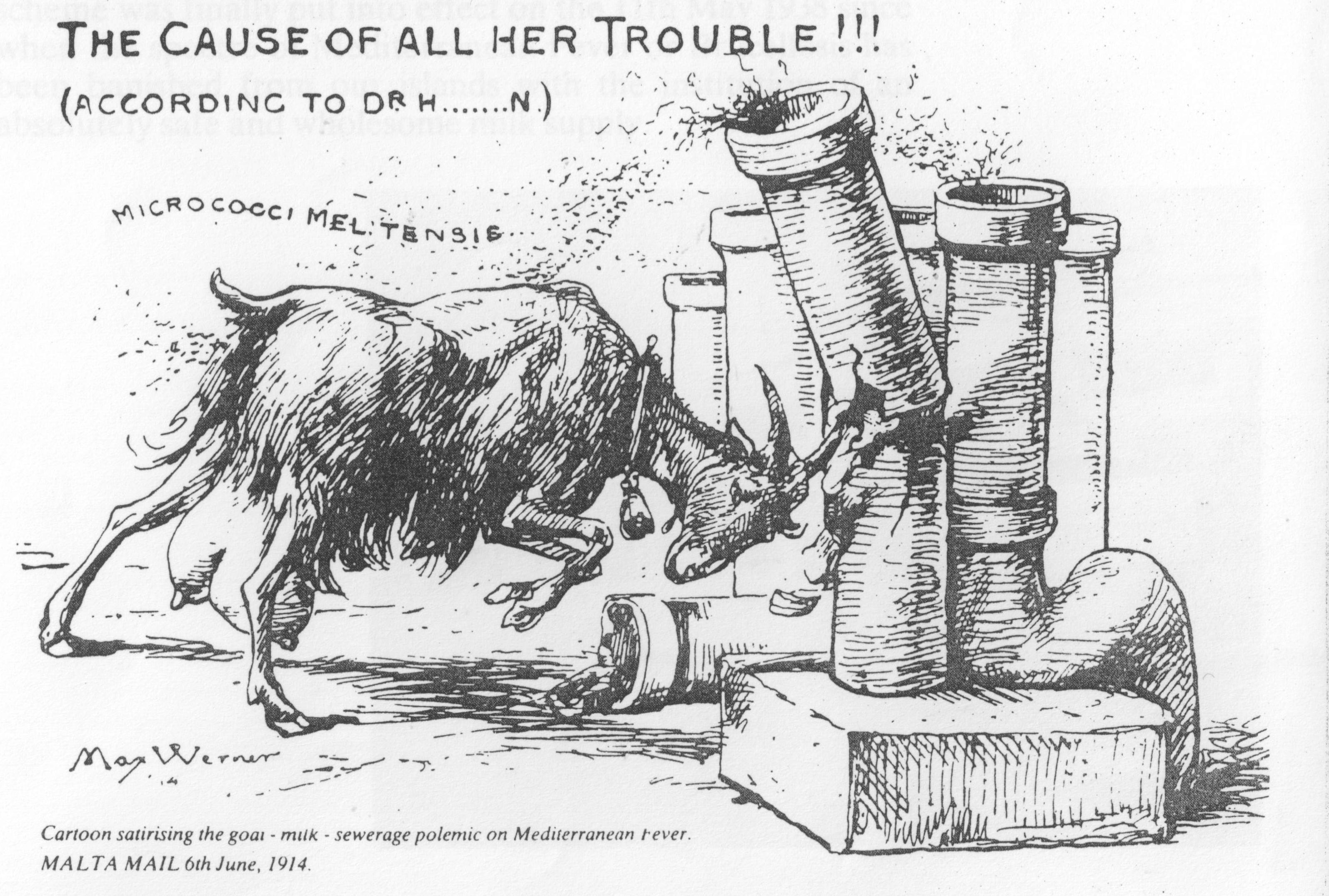 Disinn li gie ppubblikat fil-Malta Mail tas-6 ta' Gunju 1914.jpg