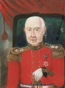 Colonel Marquis Giuseppe De Piro