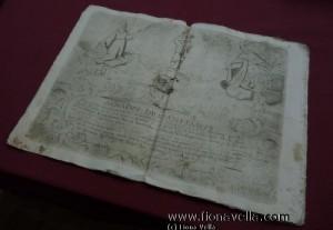 A document from The Consolato del Mare di Malta collection (1)