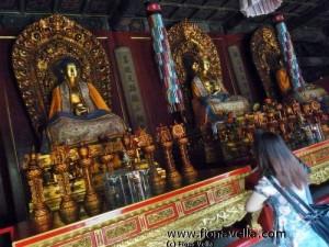 Qima fit-tempju Buddist