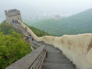 A section of Juyongguan Pass (Photo - Fiona Vella)