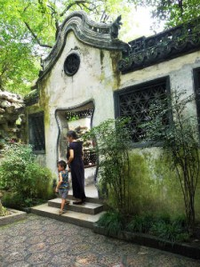 A corner in Yuyuan Garden1 (Photo - Fiona Vella)