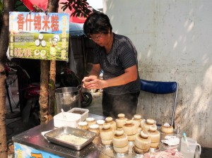 Selling traditional food (Photo - Fiona Vella)2