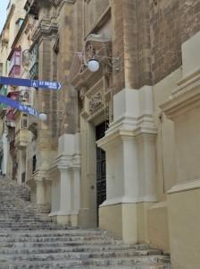Ta' Giezu Church in Valletta (Photo - Fiona Vella)