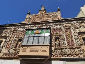 Dar tal-bebbux - main facade (Photo - Fiona Vella)