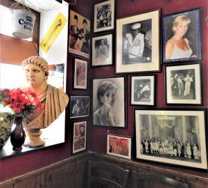 A corner in Lady Di Pub (Photo - Fiona Vella)