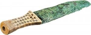 Dagger from Ghar Mirdum (Copyright - Heritage Malta - Daniel Cilia)