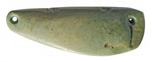 Jadeite amulet (Copyright - Heritage Malta - Daniel Cilia)