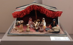 North Africa nativity scene (Copyright - Fiona Vella)